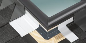 Velux Manual Venting Skylight Curb Or Deck Mounted Skylights