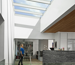 Commercial VMS skylights 2