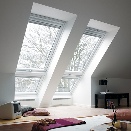 puits de lumi re velux occasions rentables. Black Bedroom Furniture Sets. Home Design Ideas