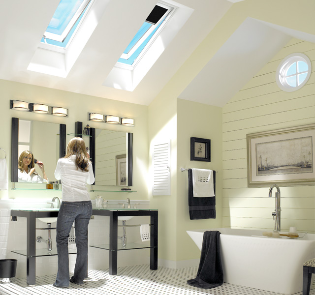 Velux Bathroom Inspiration Gallery Of Images