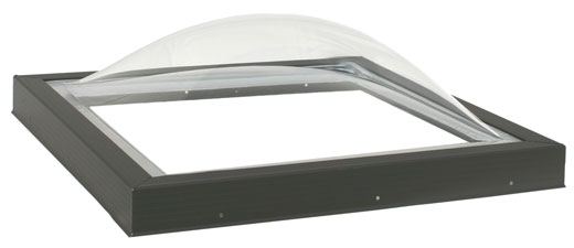 Velux Acrylic Dome Curb Mount Skylights