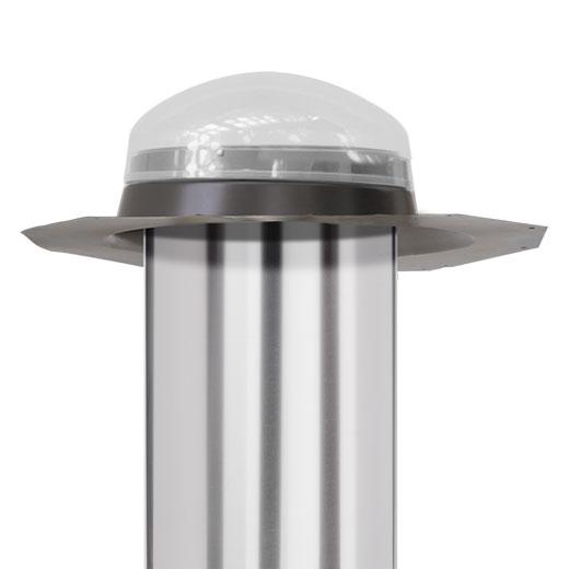 Velux tgc curb mounted sun tunnel skylights for Velux sun tunnel installation manual