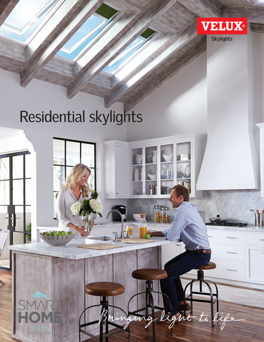 Velux product sizes skylight reference guide for Velux customer support