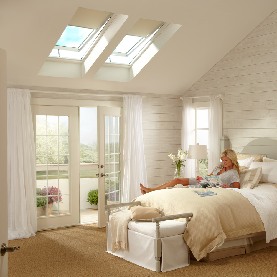 Energy Efficiency. The addition of skylight blinds ...