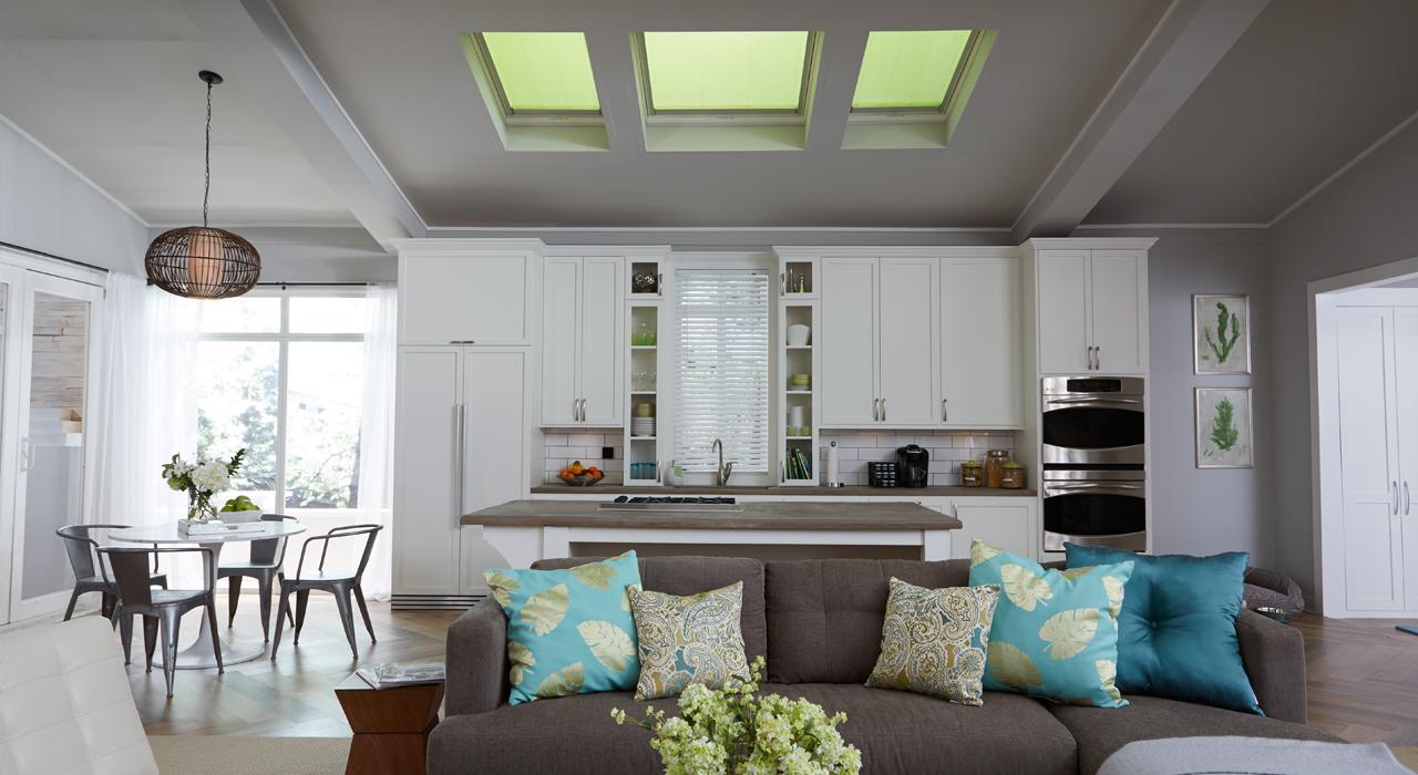 Velux room inspirational skylight gallery for Velux customer support