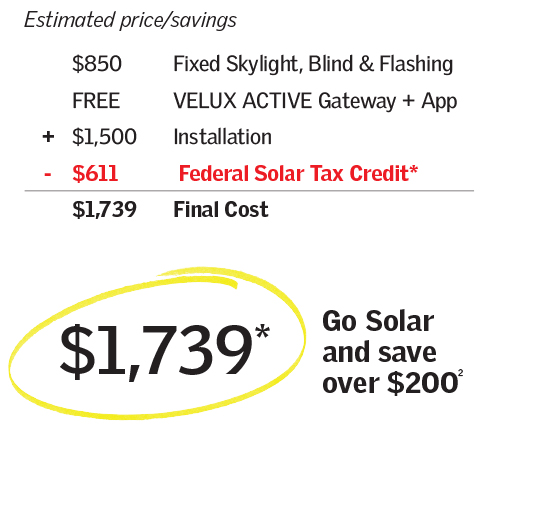 Go Solar and Save Big