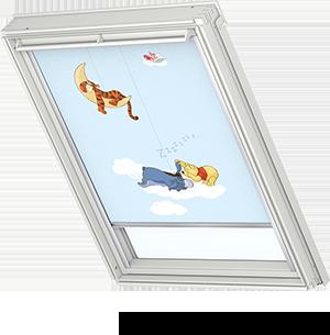 Velux raamdecoratie gordijnen rolluiken zonwering for Velux rivenditori