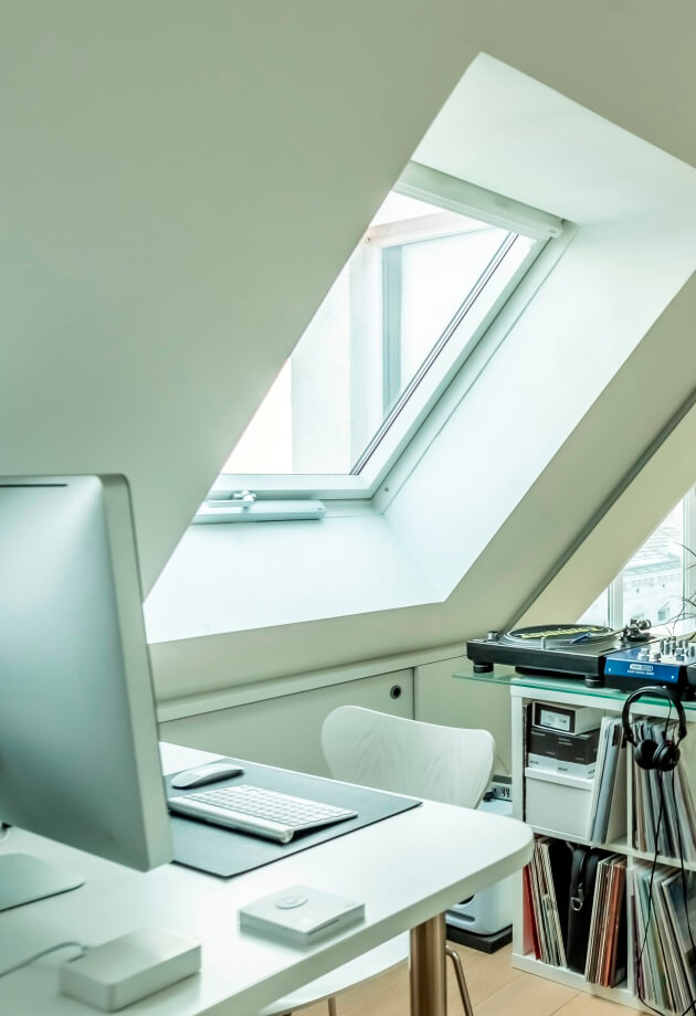 Homestory Home Office Smart Home VELUX