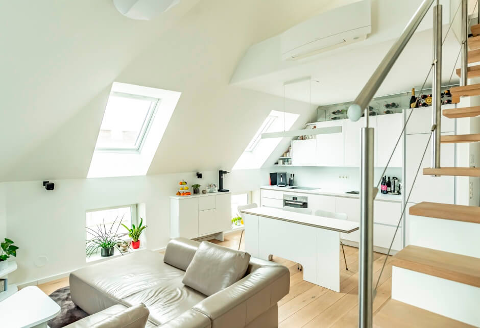 Homestory Smart Home VELUX Dachfenster VELUX ACTIVE