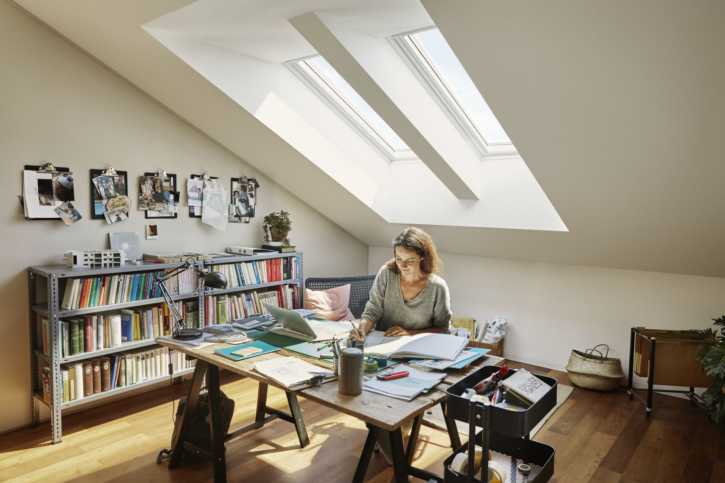 Get more inspiration: Build more daylight into your home renovation with VELUX roof windows