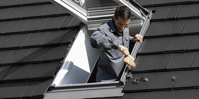 Servicing And Maintaining Your Velux Skylights