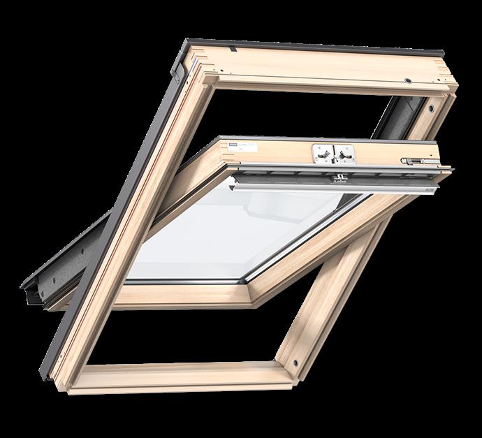 VELUX ülalt avatavad katuseaknad- Standard