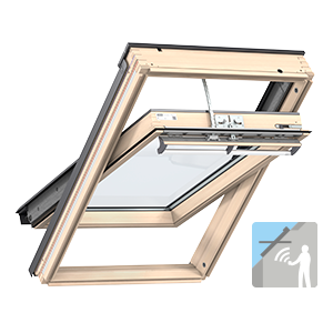 VELUX INTEGRA® tetőtéri ablak - távirányítású és programozható