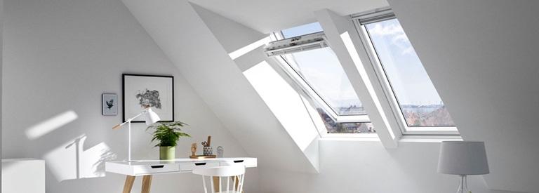 Dakkapel basis - het alternatief voor traditionele dakkapellen in kleine ruimtes