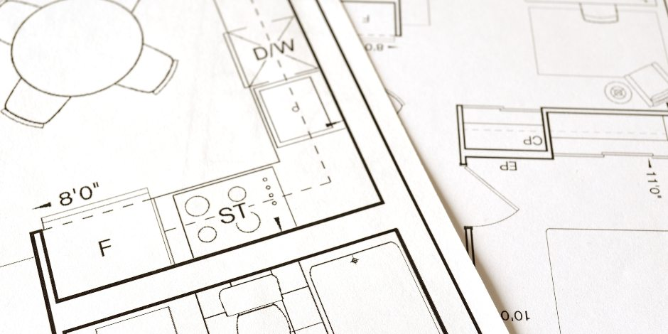 self-build blueprint plans