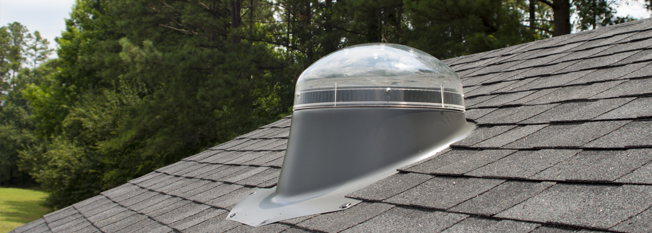 Velux Sun Tunnel Rigid Skylights Pitched Low Profile Flat Glass