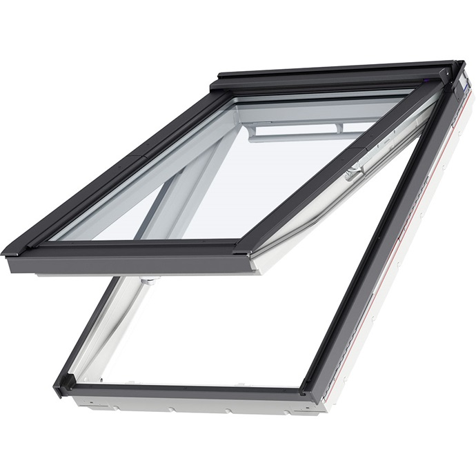 Velux Roof Windows Top Hinged Center Pivot Roof Access Balcony