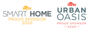 HGTV Smart Home and Urban Oasis Proud Sponsor 2020