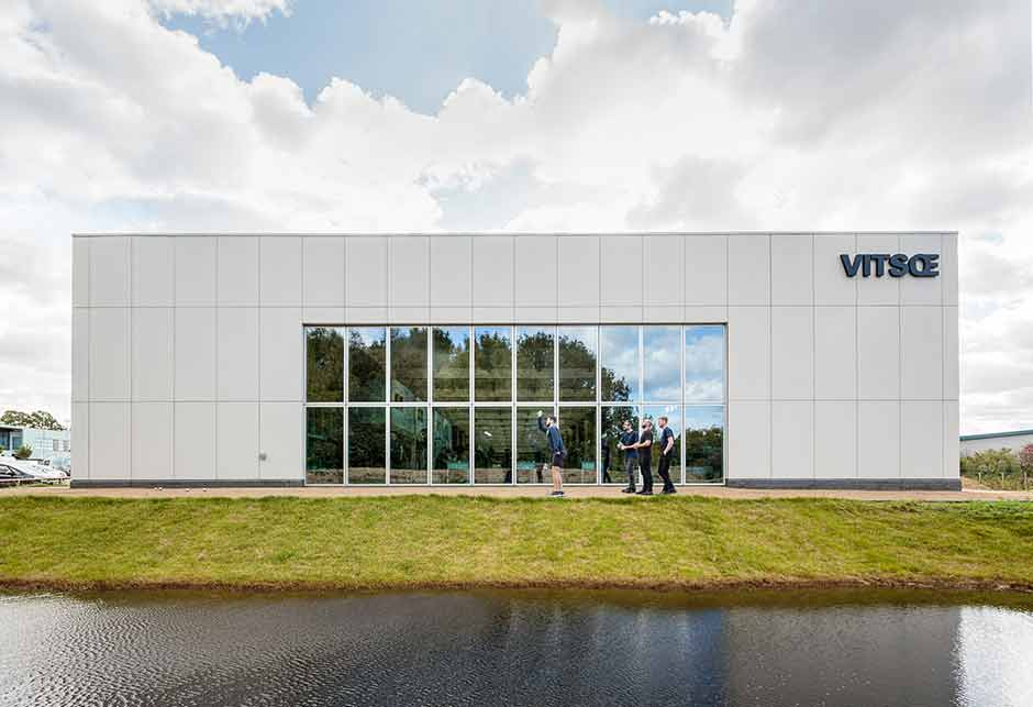 Vitsoe HQ, United Kingdom