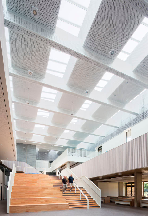 A Mono Pitched Rooflight Solution Velux Longlight 5 30