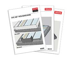 VELUX Modular Skylights instruction guides