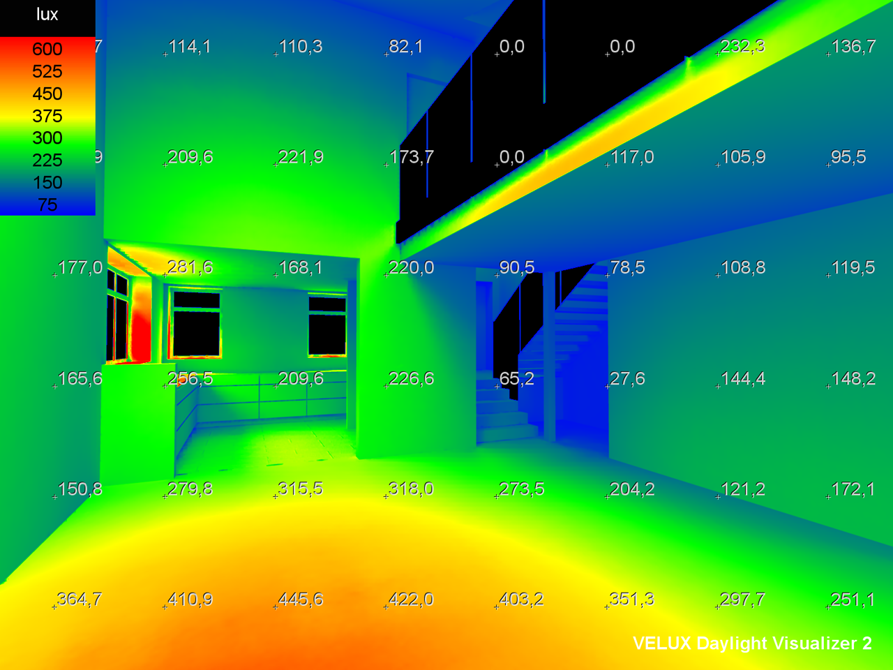 Daylight calculations and measurements daylight energy and