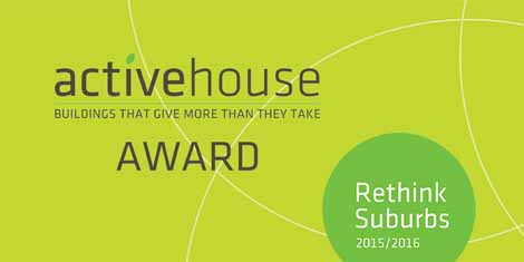 VELUX Active House Award 2016