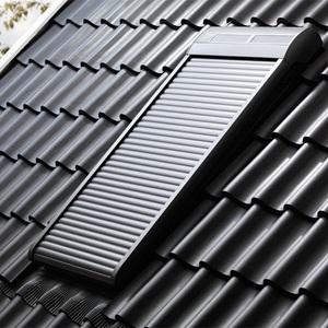 Dachfenster velux mit rolladen  VELUX Dachfenster Rollos, Jalousien, Plissees und Markisetten