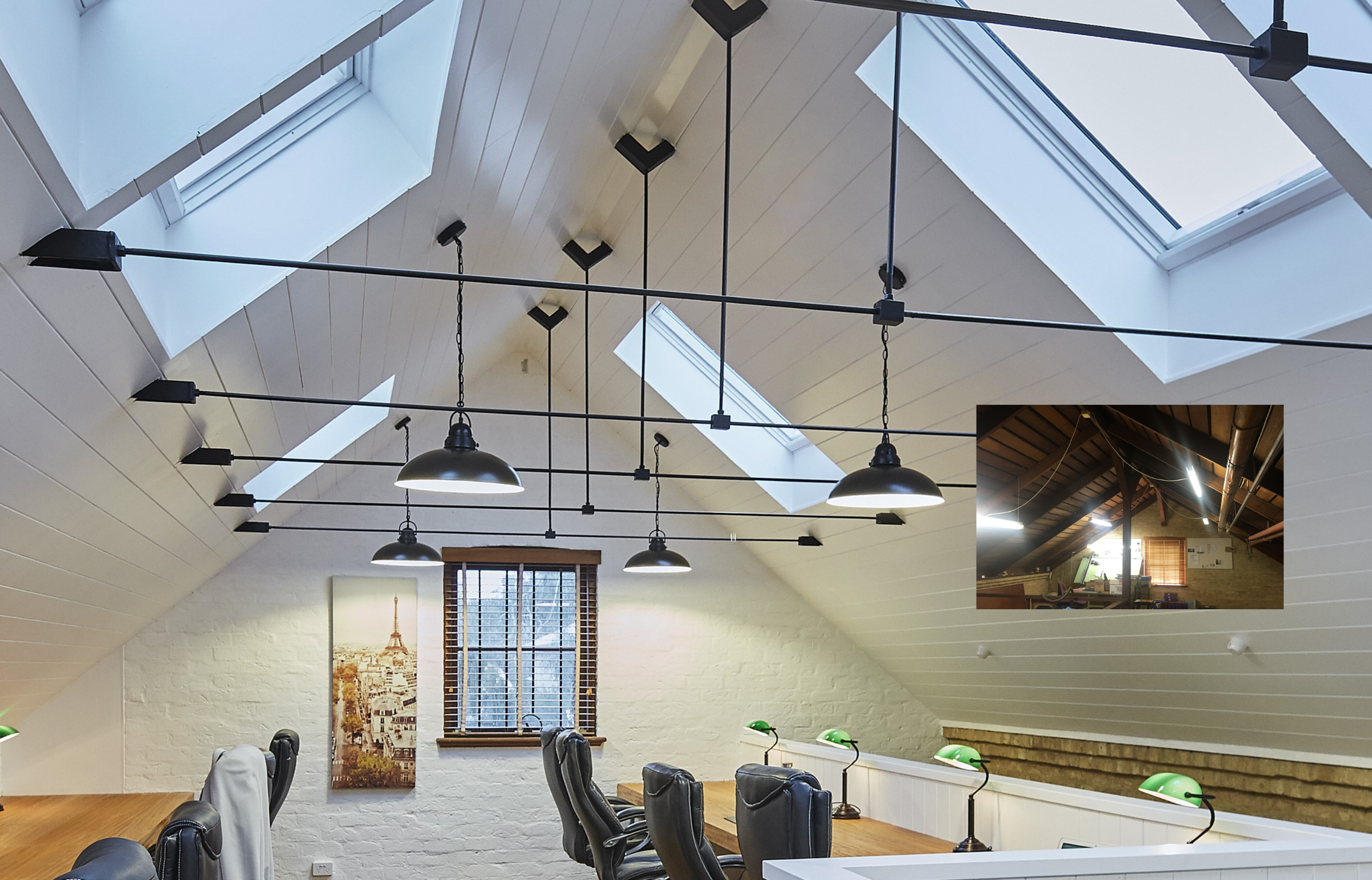 skylights in sydney to show the significant transformation