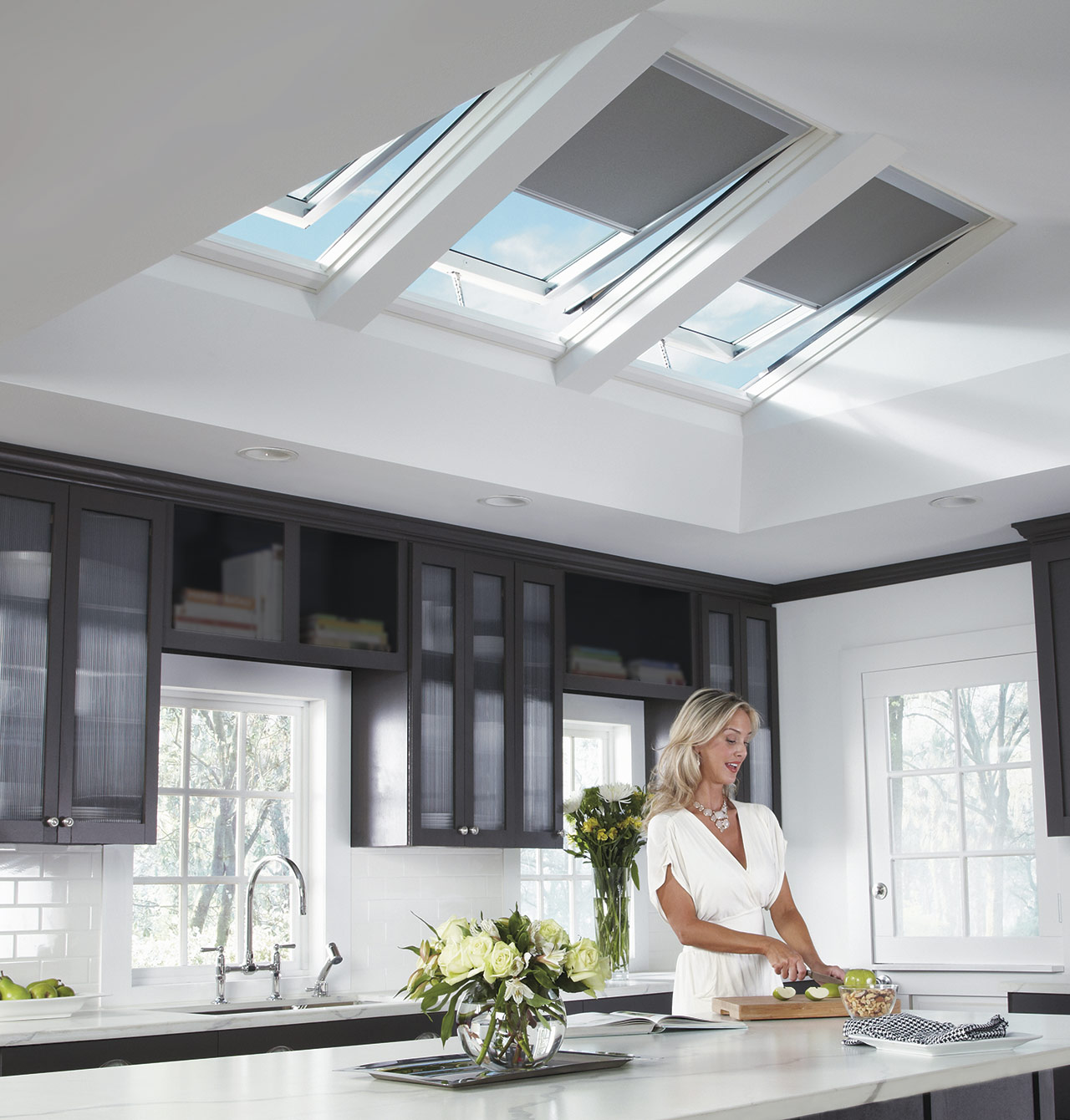polycarbonate sky skylights lights a cover with skylight room ceiling ideas rooms roof whats lighting flat amazing living