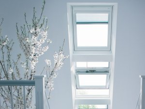 open velux roof windows in hallway in sydney