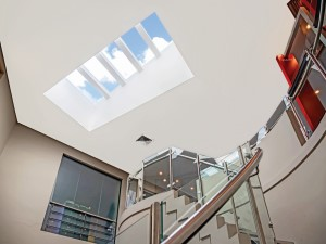velux skylights in sydney showroom