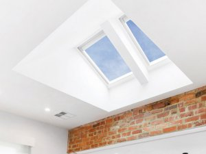 skylights in living room in brisbane