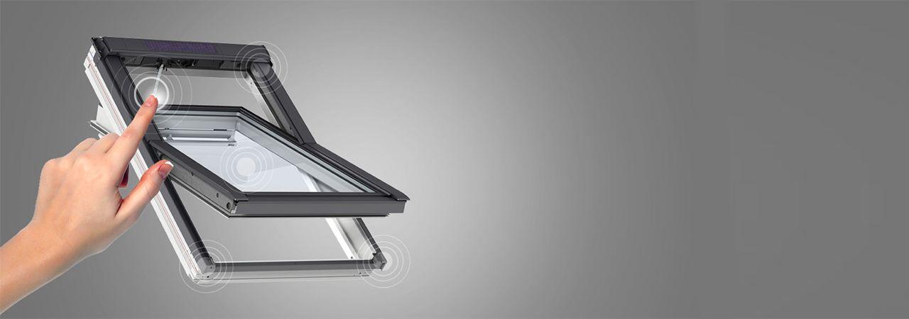 velux produits. Black Bedroom Furniture Sets. Home Design Ideas