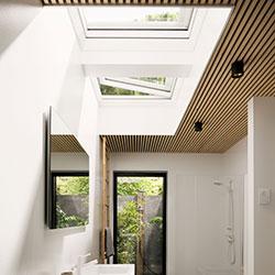 choisir le bon puits de lumi re velux remplacer un puits de lumi re d suet. Black Bedroom Furniture Sets. Home Design Ideas
