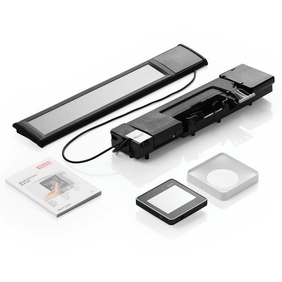 Accessori velux integra per una domotica intelligente for Velux assistenza
