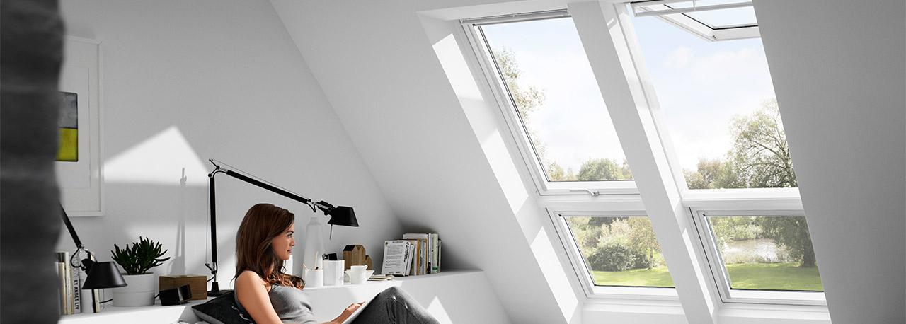 Dachfenster austauschen und renovieren - VELUX hat die passende Lösung