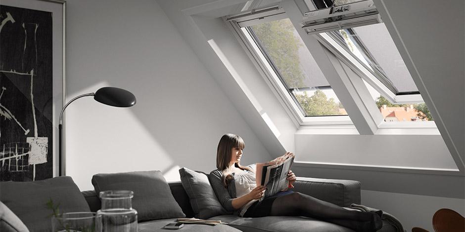 Buoni motivi a favore delle nuove finestre per tetti velux for Montaggio velux