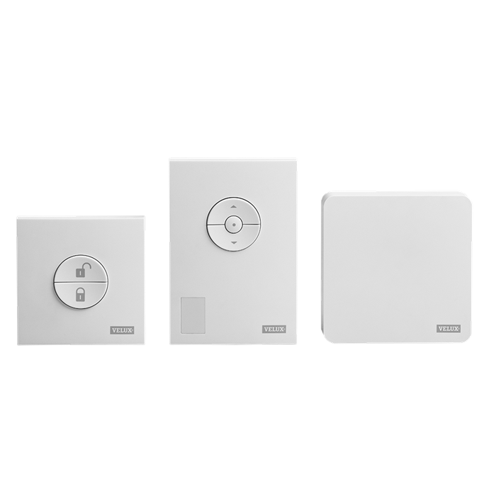 VELUX INTEGRA® Zubehörprodukte für die intelligente Hausautomation
