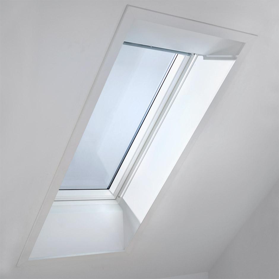 Dachd mmung mit eindeckrahmen und anschlussprodukten - Dachfenster wasser innen ...