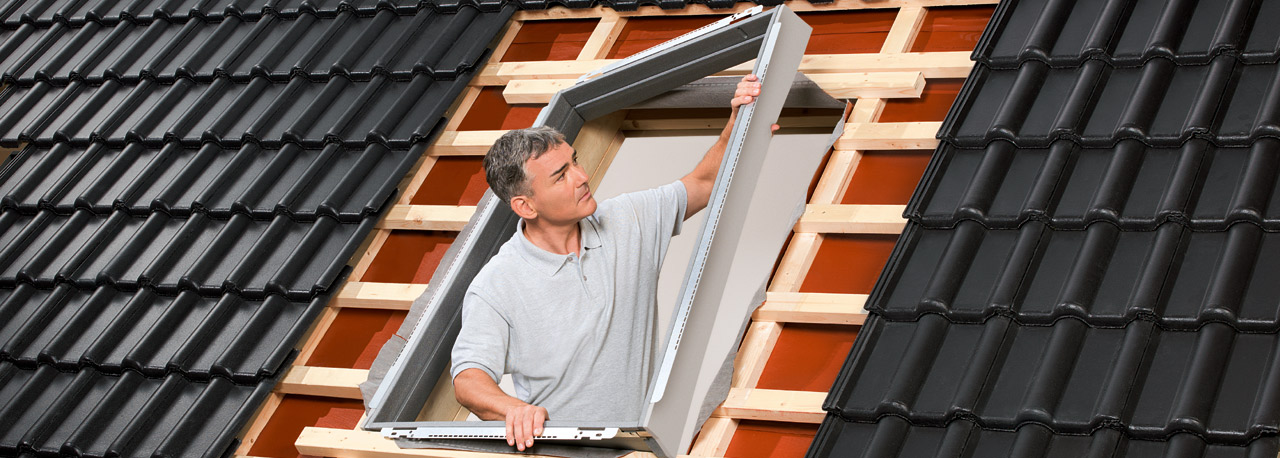 Super Dämm- Anschluss-Set BDX zum Dachfenster dämmen | VELUX KV61