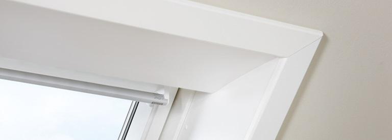 Sehr Dachfenster-Innenfutter - Wandverkleidung | VELUX LR72