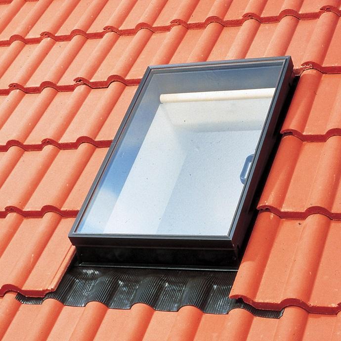 Dachlukenfenster Dachausstieg Gvt Gvk Velux