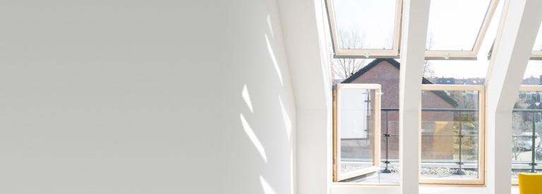 Velux Dachbalkon Dachloggia Raum Fur Wohnideen