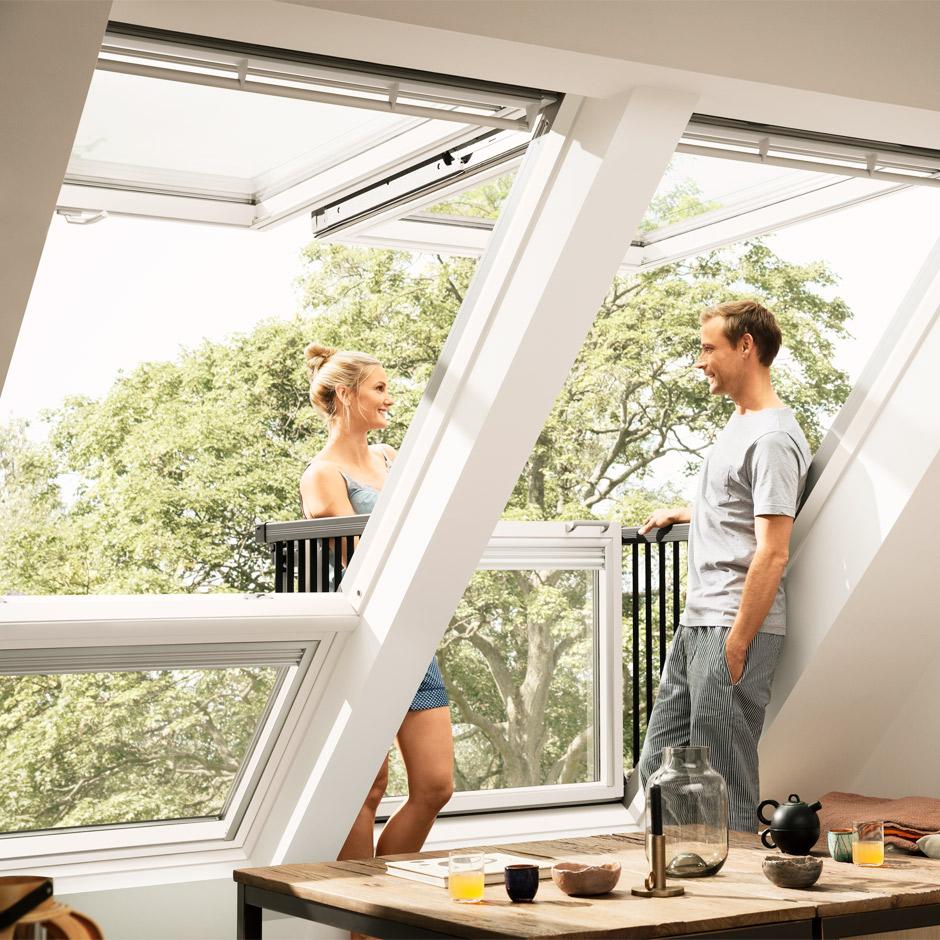 denken sie in neuen dimensionen mit velux dachfenstern. Black Bedroom Furniture Sets. Home Design Ideas