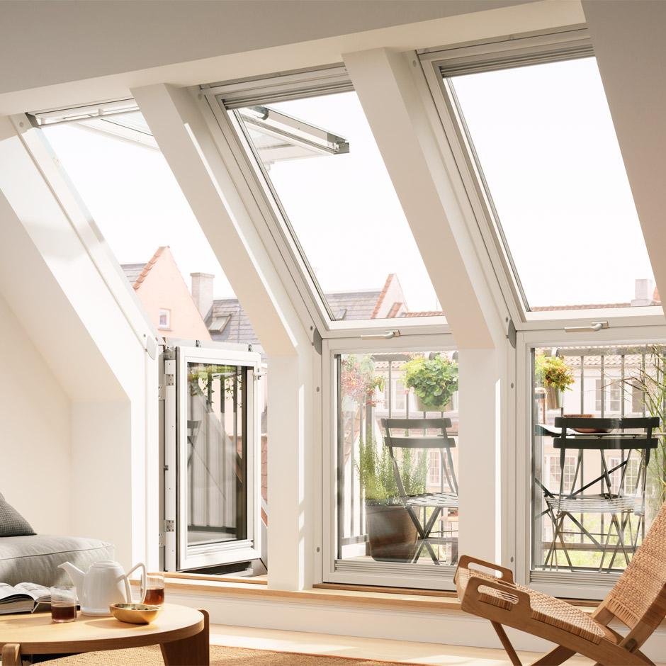 Emejing Dachfenster Balkon Cabrio Interieur Contemporary - Design & Ideas 2018 - mrshesha.com