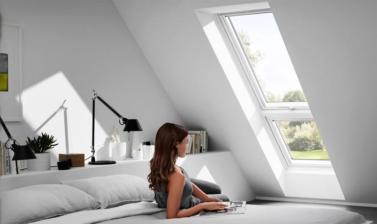 Top VELUX LICHTBAND | Bodentiefe Dachfenster JG54