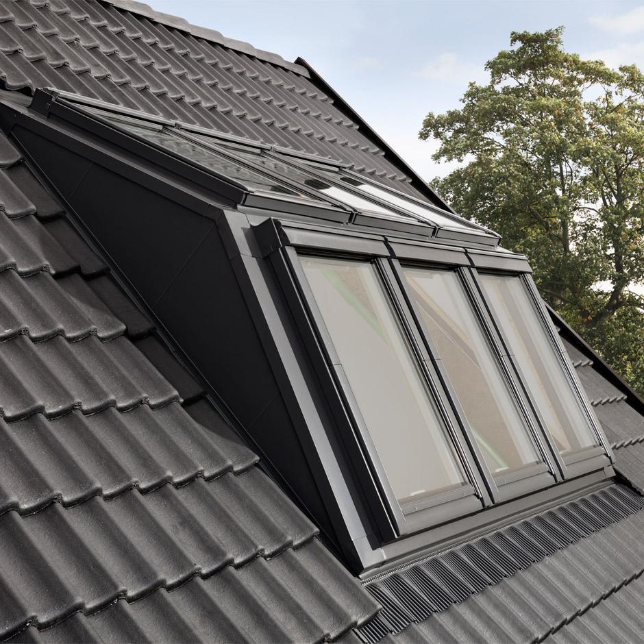 velux panorama-dachfenster | licht, luft & ausblick