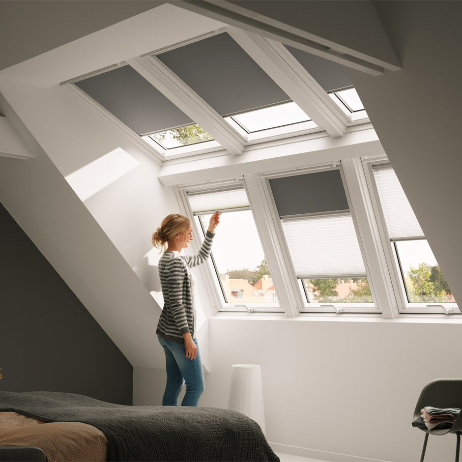 velux panorama | licht, luft & ausblick unterm dach