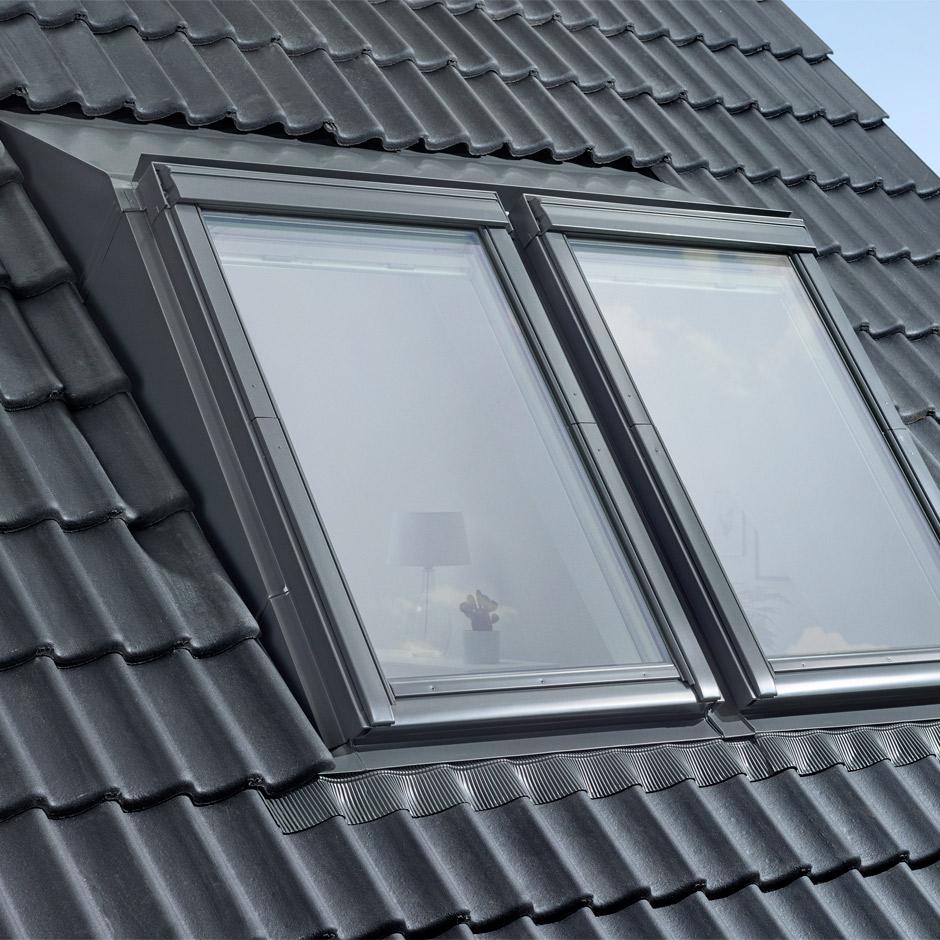 Velux raum licht luft ausblick unterm dach - Dachfenster bilder ...